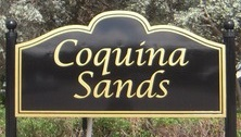 homes in Coquina Sands Naples FL