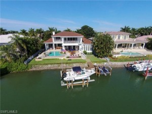 Homes with Private Boat Access