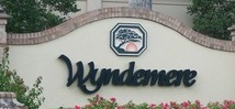 luxury homes in Wyndemere Country Club